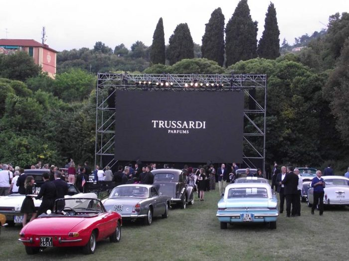 ceremony trussardi franchino