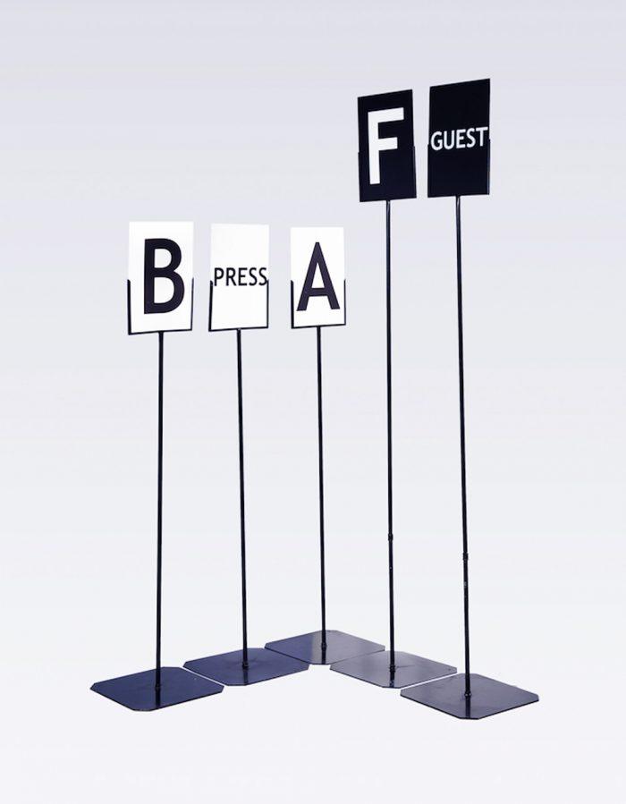 segnaletica design franchino