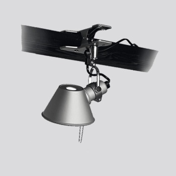 LAMPADA A PINZA TOLOMEO
